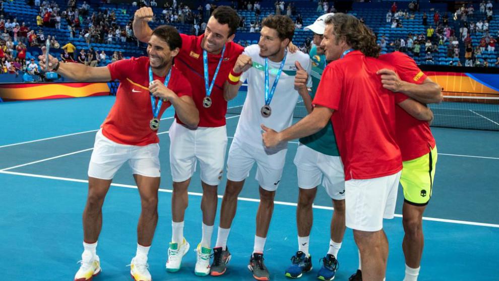 Photo of España remonta la serie y es semifinalista de la Copa ATP