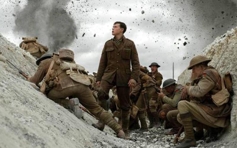 Photo of «1917» aprovecha su éxito en Globos de Oro para reinar en los cines de EE.UU.