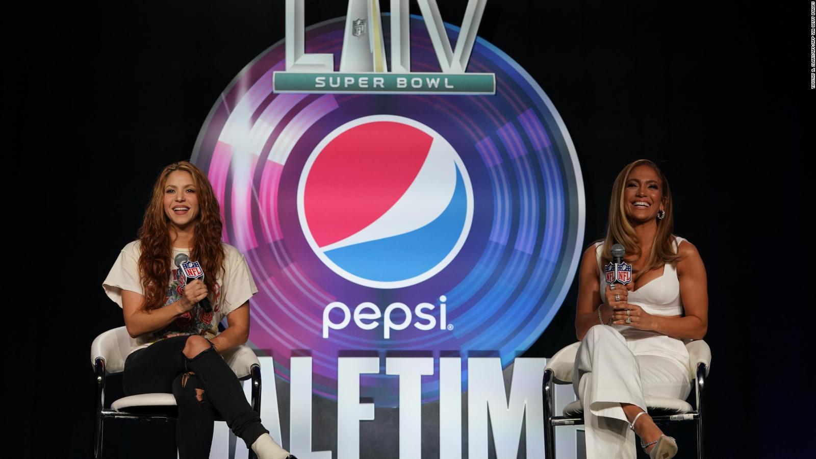 Photo of Shakira y Jennifer López adelantaron cómo será el show de mediotiempo del Super Bowl 2020