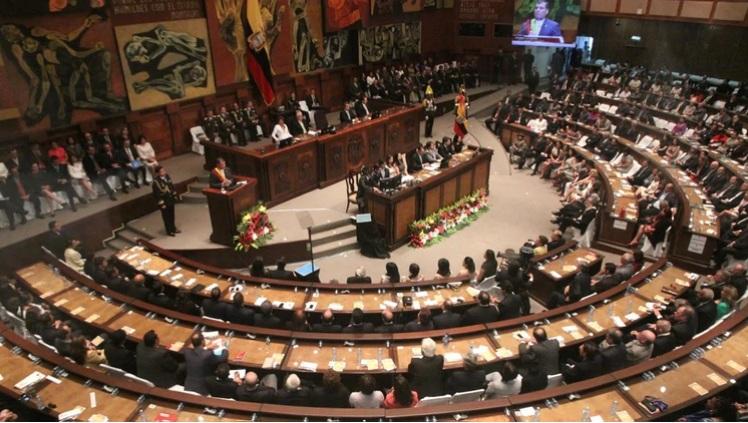 Photo of Asamblea inició 2020 con trámite de juicio político y aprobación de una nueva Ley