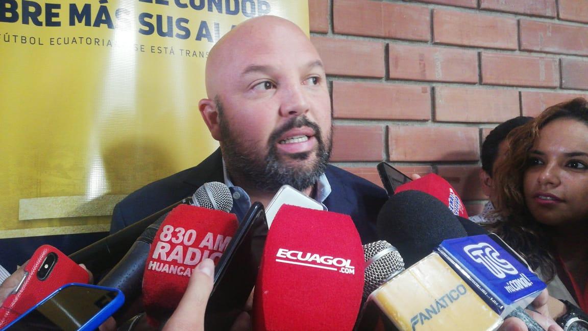 """Photo of Miguel Ángel Loor: «La Serie B tiene un costo de aproximadamente 7 millones de dólares"""""""