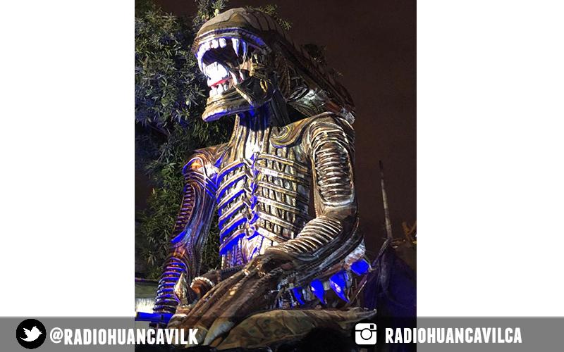 Photo of «Alien» y «La Familia Monster» fueron los ganadores de la V Ruta de los Gigantes