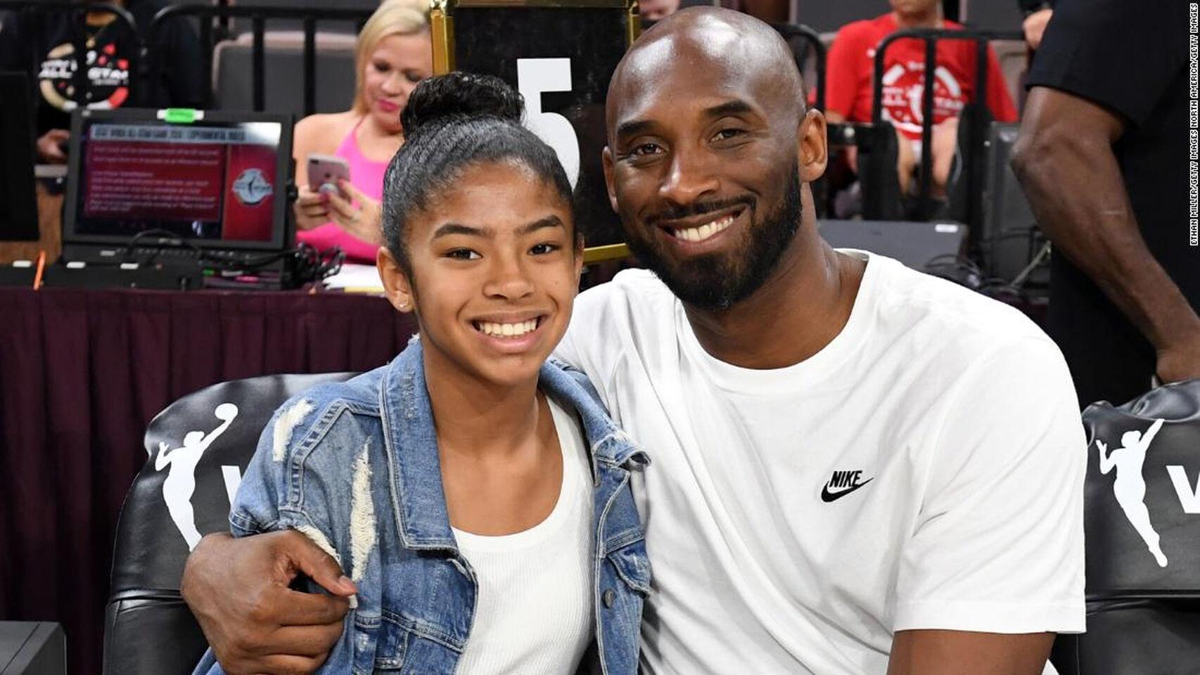 Photo of Gianna Maria hija de Kobe Bryant murió junto a su padre en accidente aéreo