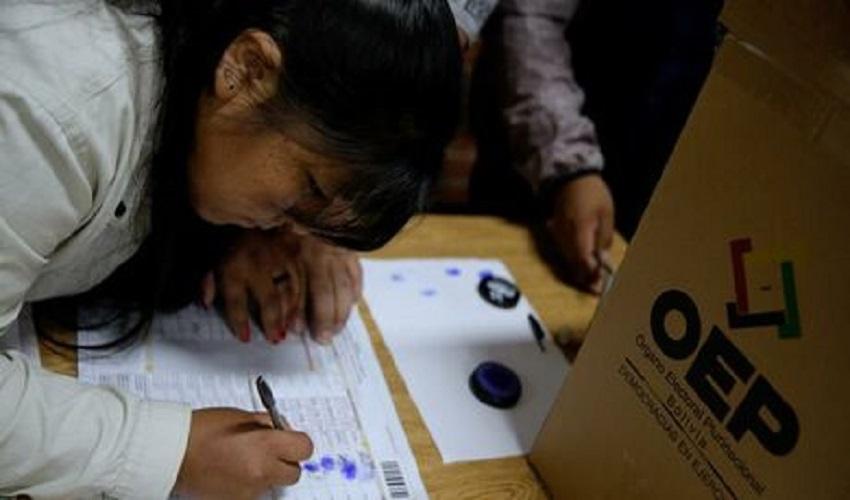 Photo of Bolivia inicia el empadronamiento para las elecciones generales de mayo