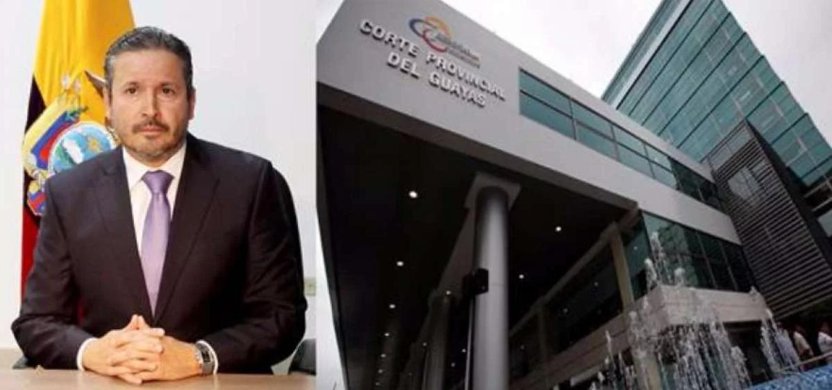 Photo of Alfonso Ordeñana, nuevo presidente de la Corte de Justicia de Guayas