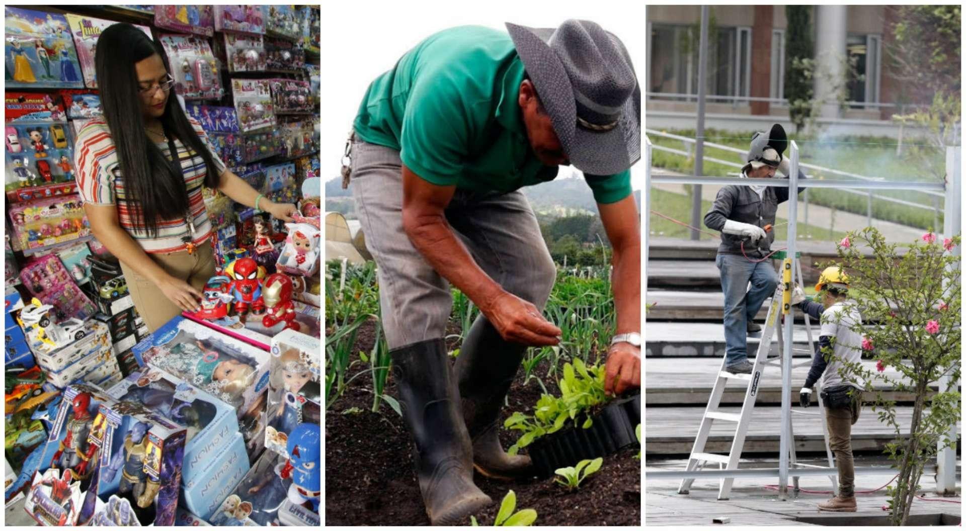 Photo of 80% del empleo en Ecuador depende de seis actividades en recesión o bajo crecimiento