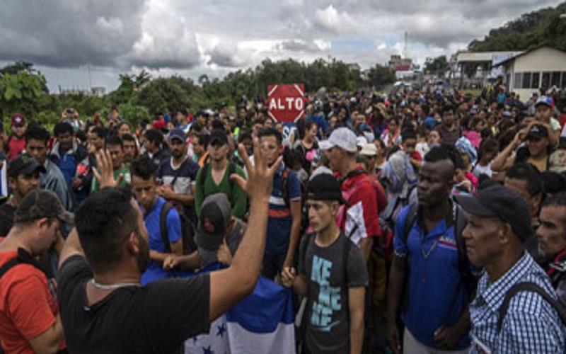 Photo of México sella sus fronteras con Guatemala ante la llegada de nueva caravana migrante