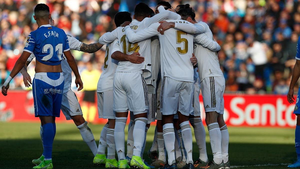 Photo of El Real Madrid recupera la pegada para derrotar al Getafe (0-3)