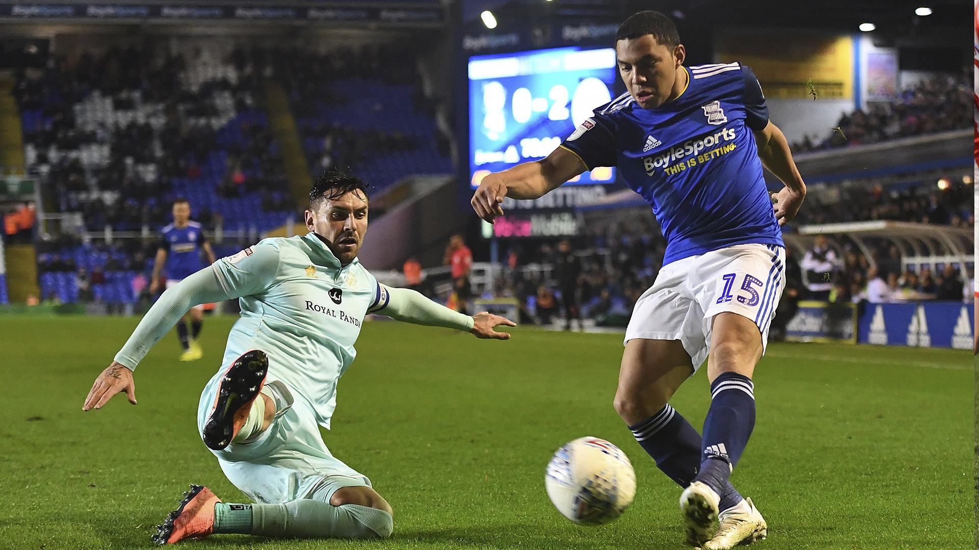Photo of Birmingham con Montero logró su paso a los 16avos de final, tras vencer 2-1 al Blackburn en la FACup