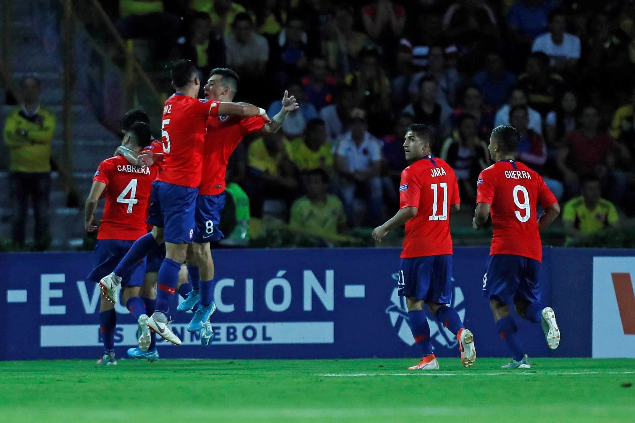 Photo of Chile venció 1-0 a Venezuela y lídera el Grupo A del Preolímpico