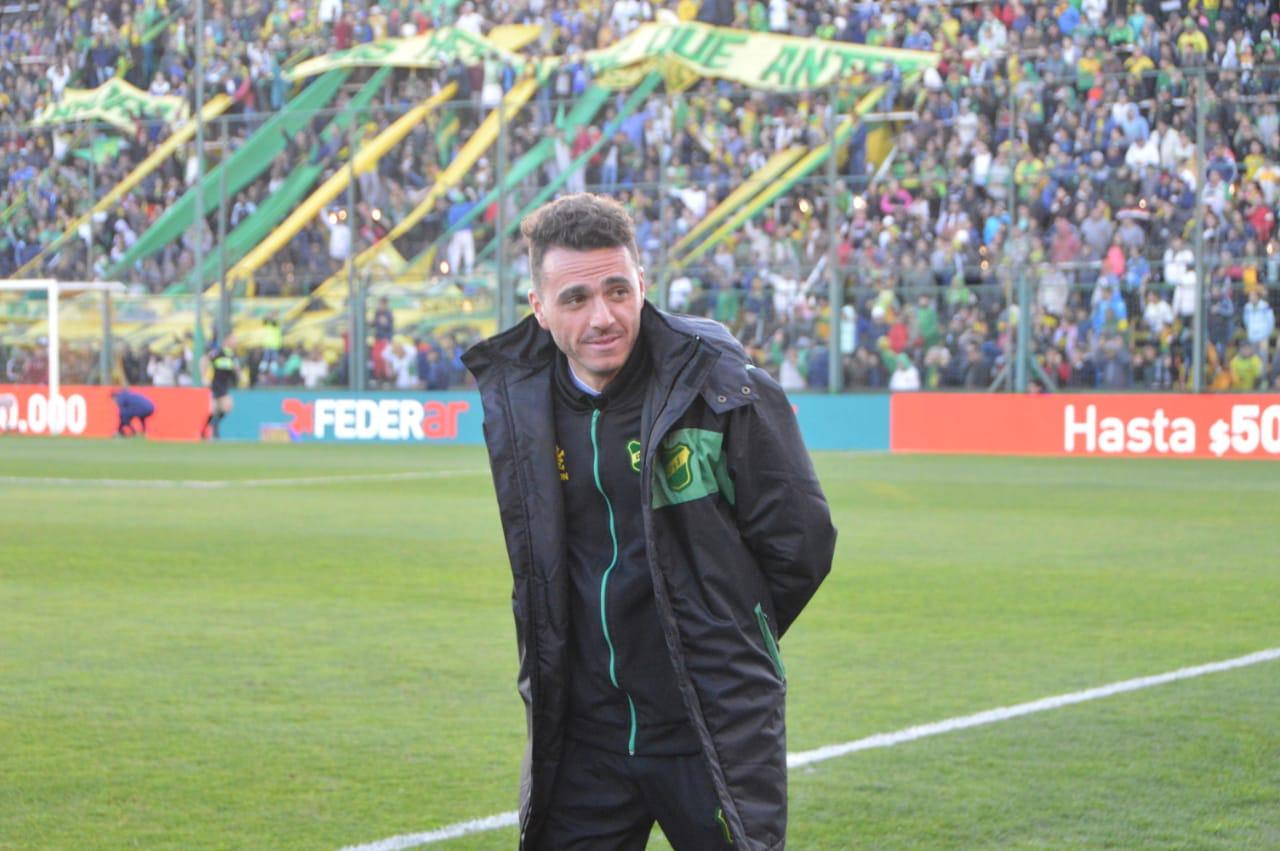 Photo of Mariano Soso renunció de forma sorpresiva a su cargo de entrenador de Defensa y Justicia