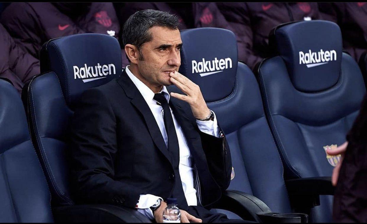Photo of Ernesto Valverde es destituido como entrenador del FC Barcelona
