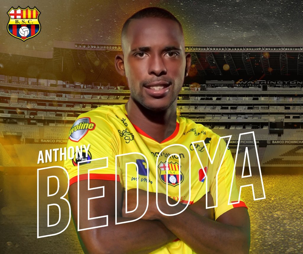 Photo of Vuelve a casa: Anthony Bedoya es nuevo refuerzo de Barcelona