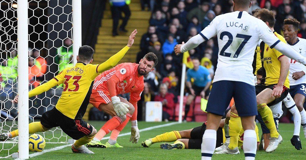 Photo of Gazzaniga y Pussetto salvaron a sus equipos y Tottenham y Watford terminaron empatados