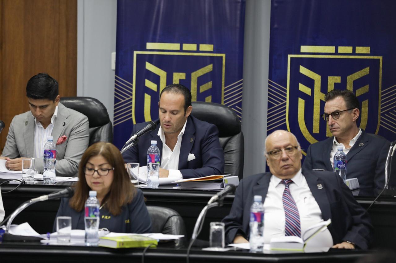 Photo of Francisco Egas: «El año 2019 fue crucial para la transformación organizativa de la institución»