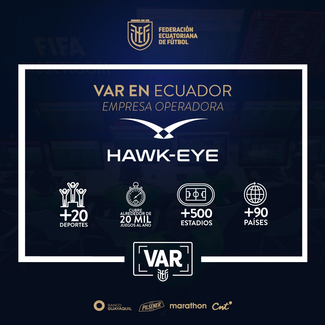 Photo of Todos los Detalles de la Implementación del VAR en la Gran Final de la Super Copa Ecuador