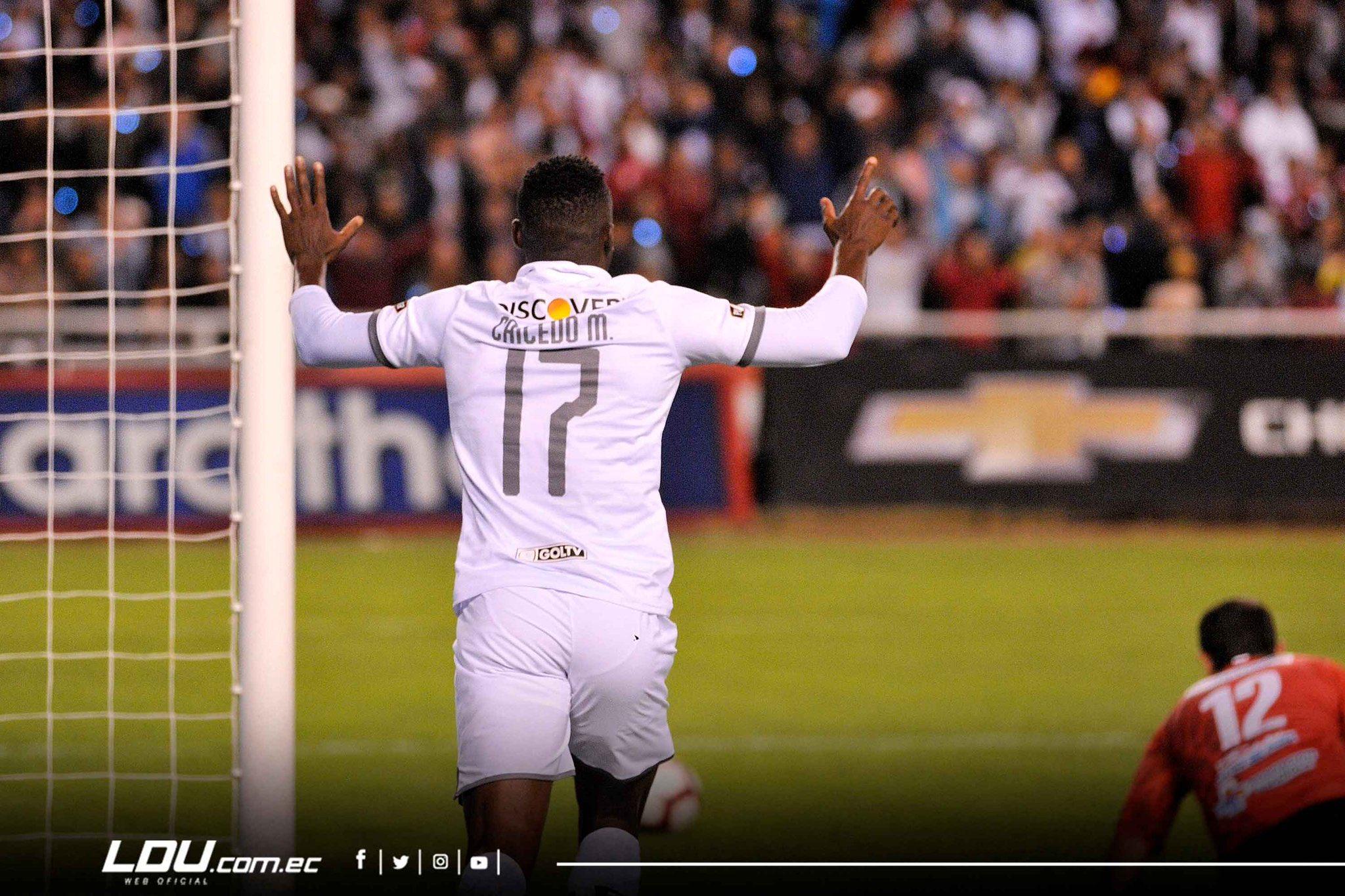 Photo of Baja Confirmada en LDUQ para la Super Copa Ecuador: Marcos Caicedo será sometido a una operación de menisco