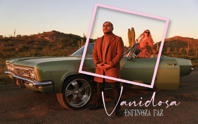 Photo of Espinoza Paz lanza «Vanidosa», el primer sencillo de su nuevo disco «La Joya»