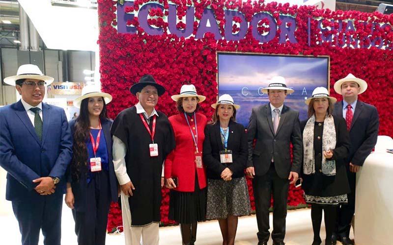 Photo of Guayaquil se potencia como destino turístico internacional en la cuadragésima edición de FITUR