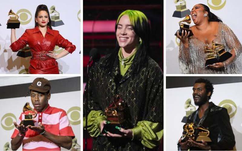 Photo of Listado de los premios más importantes de la 62 edición de los Grammy