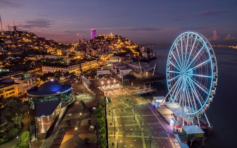 Photo of Guayaquil se potencia como destino turístico internacional en la cuadragésima edición FITUR