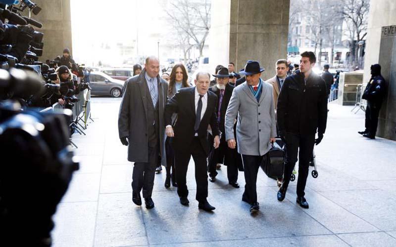 Photo of El juicio a Weinstein entra en detalle con sus supuestos abusos sexuales