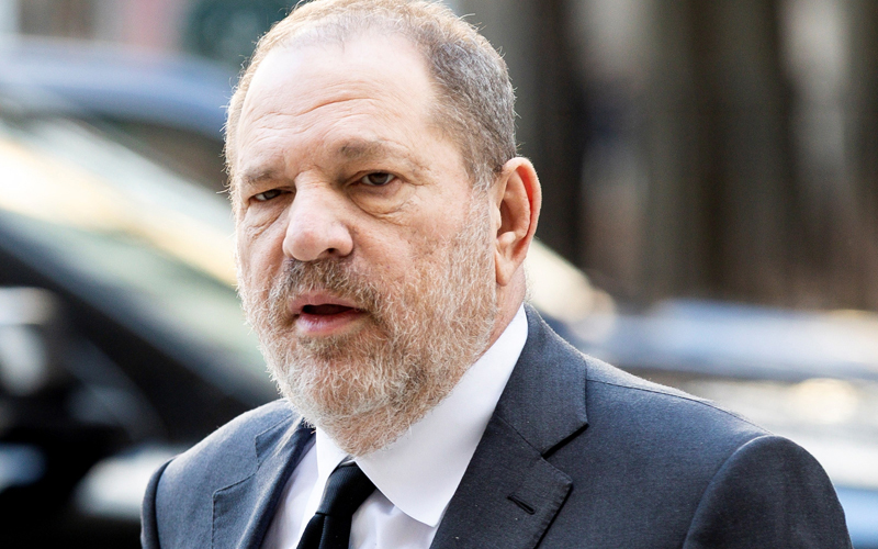 Photo of Harvey Weinstein, el cacique del cine derrocado por el movimiento #MeToo