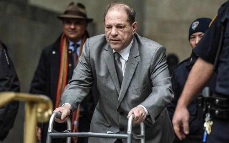 Photo of La Fiscalía se opone a que la elección del jurado de Weinstein sea secreta
