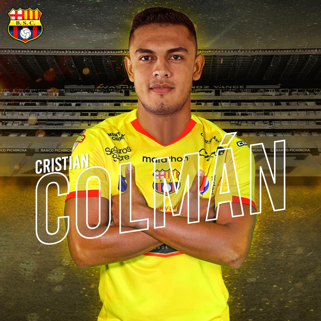 Photo of Comunicado Oficial: Cristian Colmán es nuevo refuerzo de Barcelona
