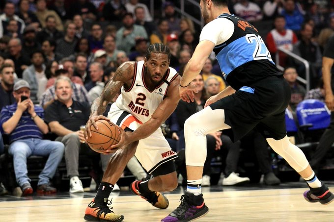 Photo of Clippers muestran superioridad ante Cavaliers con Leonard como protagonista