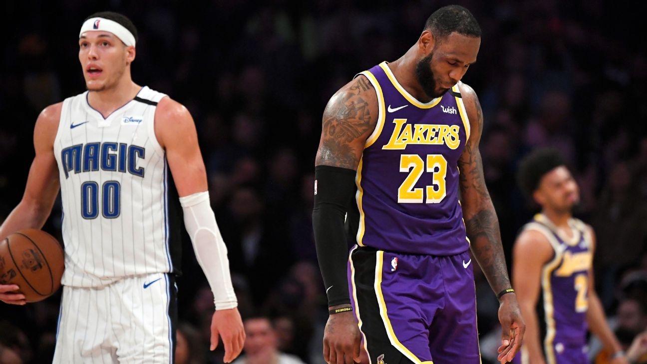 Photo of Orlando Magic corta la racha victoriosa de los Lakers