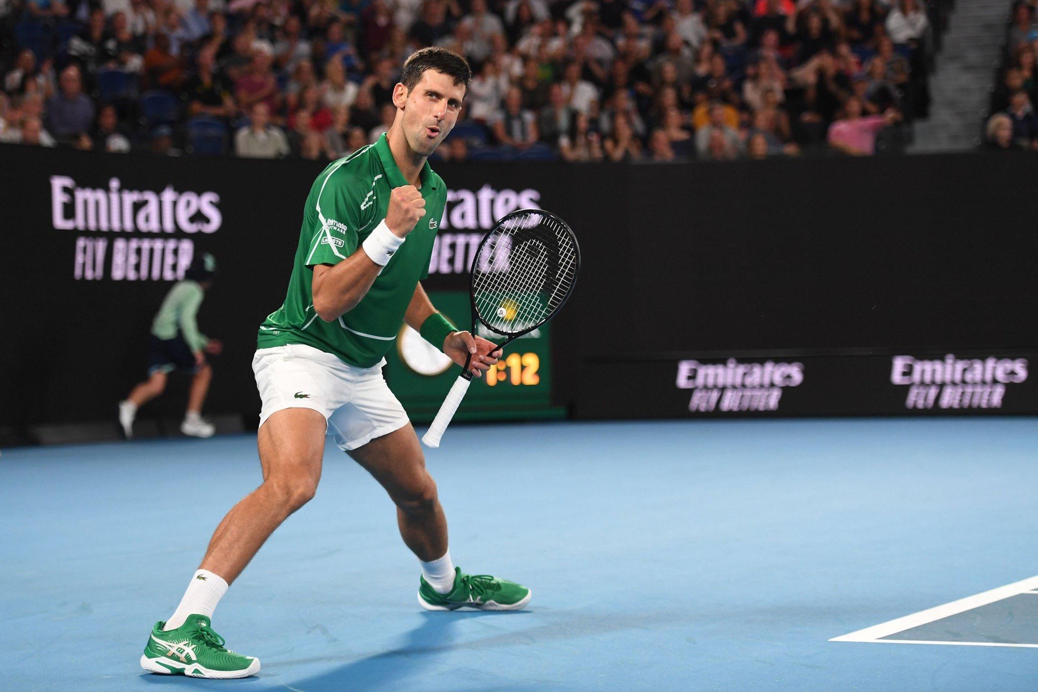 Photo of Djokovic cede un set en su victoria en primera ronda ante Struff