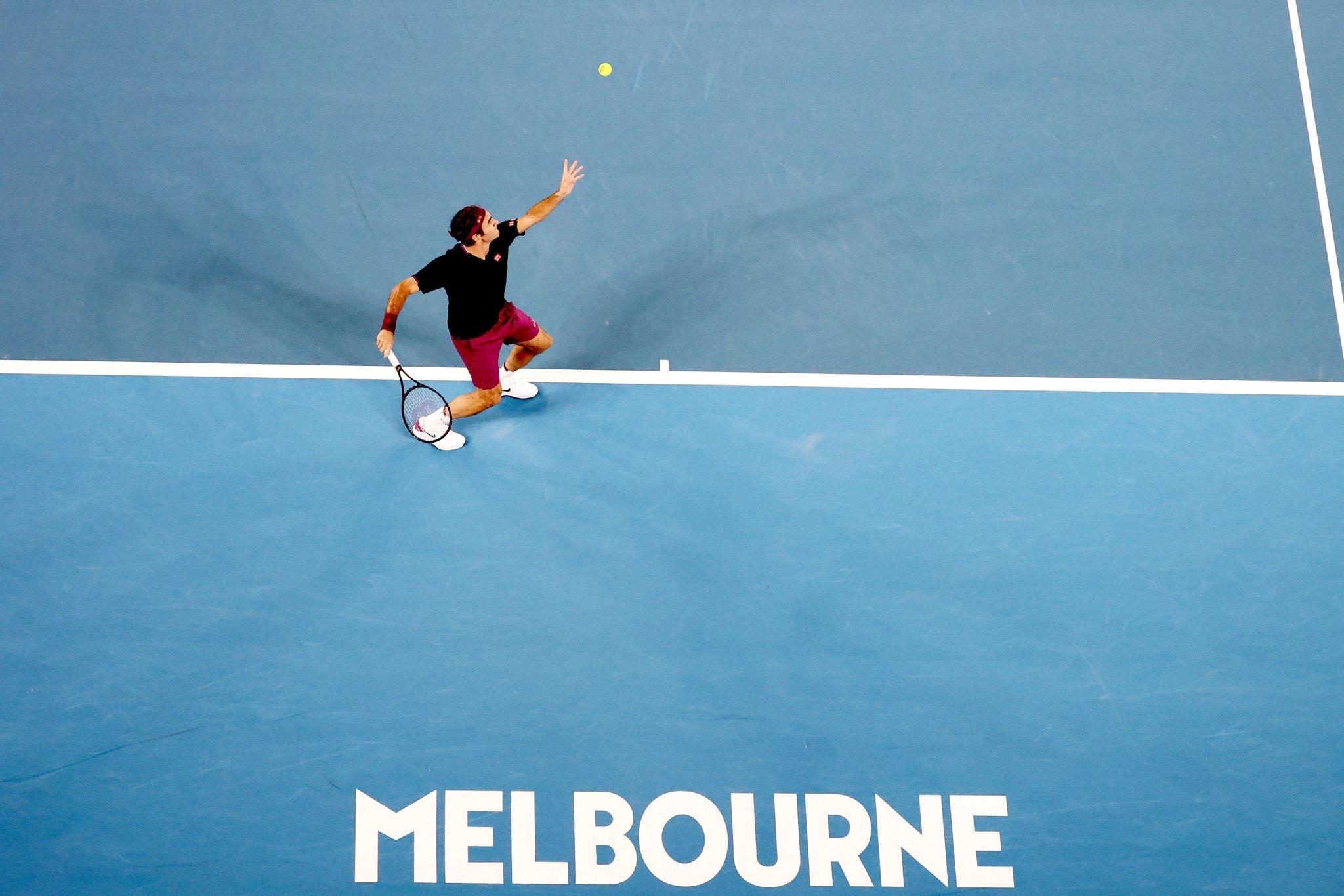 Photo of Federer pasa por encima de Krajinovic y accede a tercera ronda