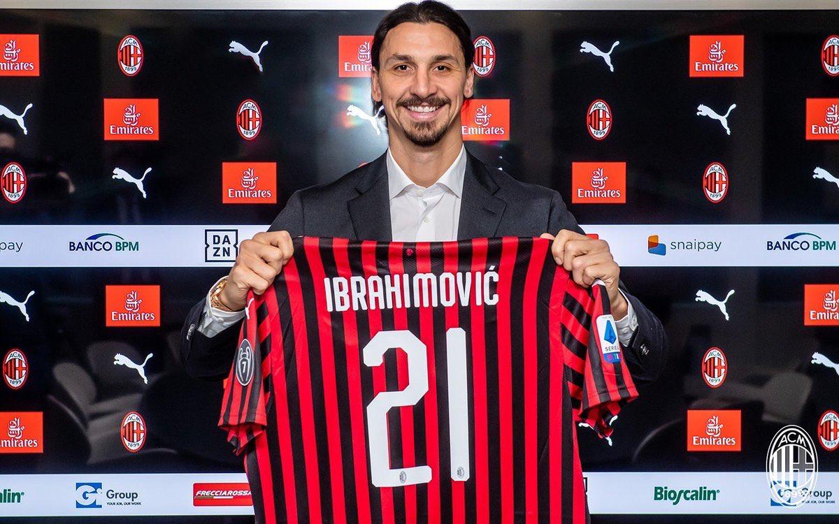 Photo of Ibrahimovic en su regreso al Calcio: Ahora Cristiano quedará en segundo plano