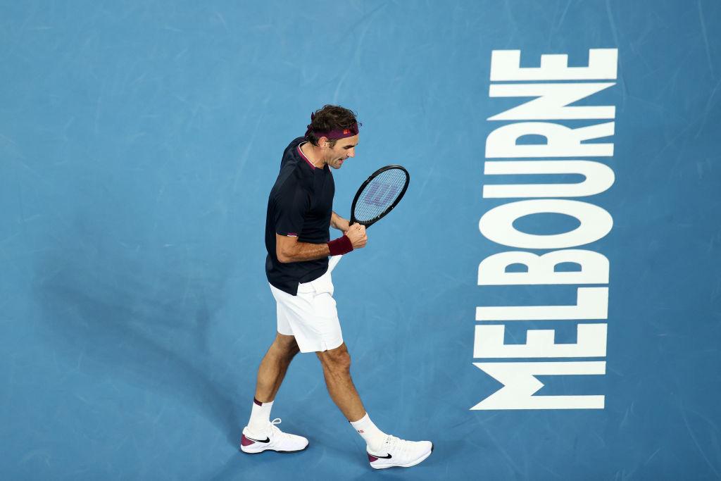Photo of Federer clasifica a octavos de manera agónica frente a Millman