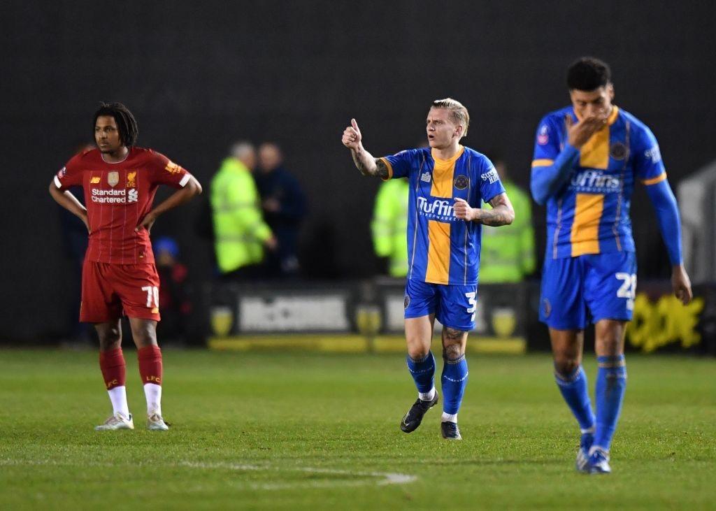 Photo of El Liverpool se complica con el Shrewsbury y tendrá que ir al 'replay'