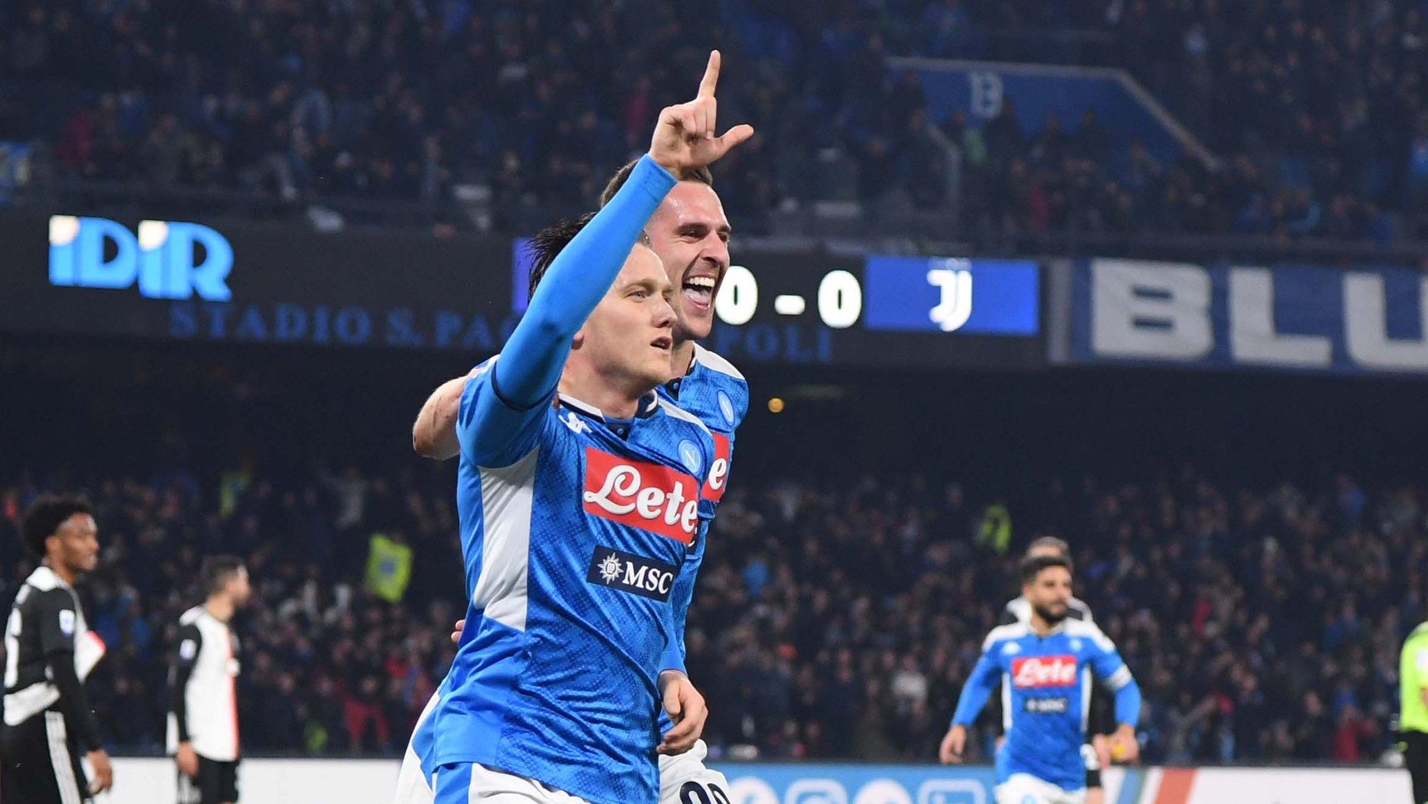 Photo of Cristiano no pudo impedir la derrota de la Juve frente al Napoli