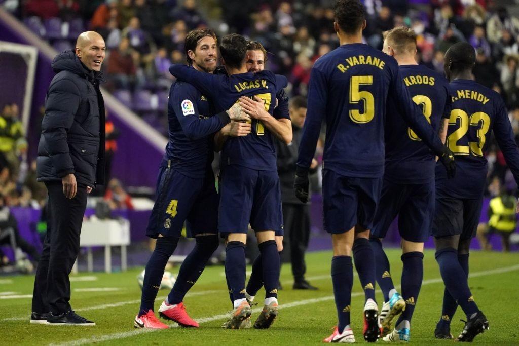 Photo of El Real Madrid se sitúa como único líder de La Liga