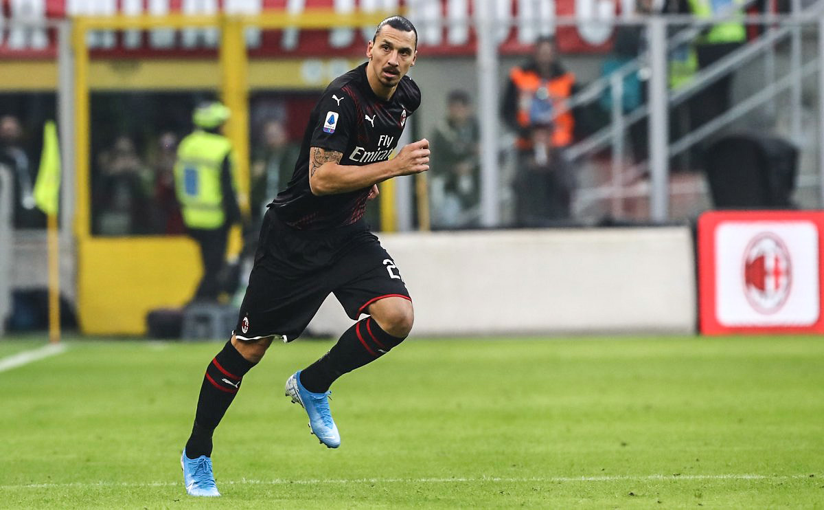 Photo of Amargo retorno de Ibrahimovic al Milan, empató (0-0) frente a la Sampdoria