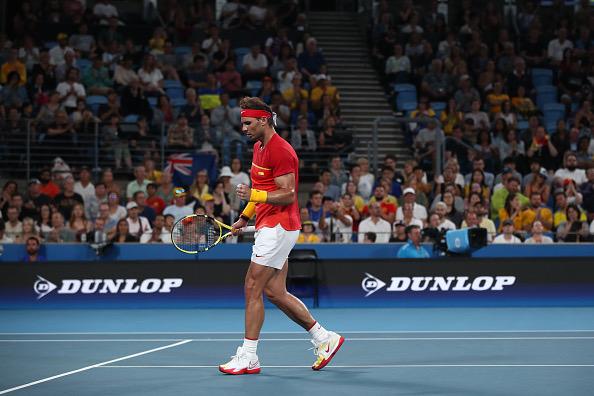 Photo of España es finalista de la Copa ATP con Nadal como protagonista