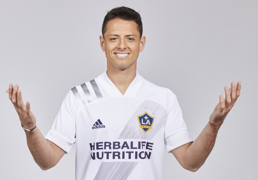 Photo of 'Chicharito' Hernández nuevo jugador de Los Ángeles Galaxy