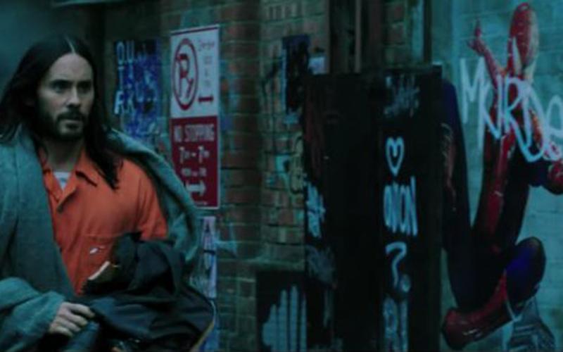 Photo of Jared Leto presenta el primer tráiler de la vampírica «Morbius»