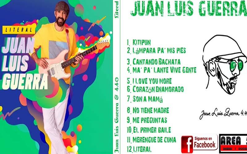 Photo of «Literal», de Juan Luis Guerra, es el mejor álbum de 2019 para All Music