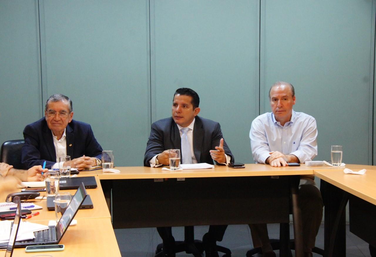 Photo of EMAPAG recibió el día de hoy la Visita de la Misión del Banco Mundial