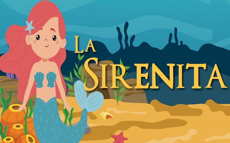 Photo of La Sirenita – Ballet en 1Acto en Teatro Centro de Arte
