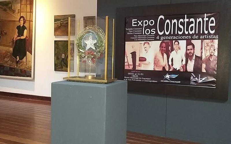 Photo of La exposición «Los Constante» en el Museo Municipal de Guayaquil se inaugura el 9 de enero