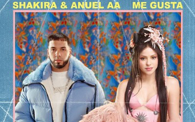 Photo of Shakira se apoya en otro hit de los 90 para intentar arrasar junto a Anuel AA