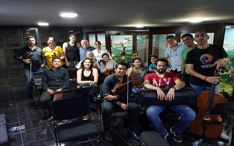 Photo of Orquesta Vivaldi ofrece su primer concierto de invierno