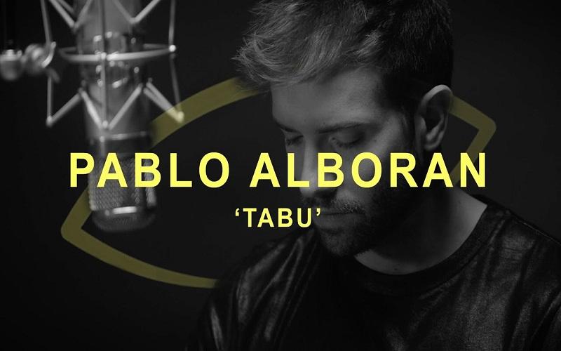 Photo of Pablo Alborán publica «Tabú EP» con nuevas versiones del éxito tema