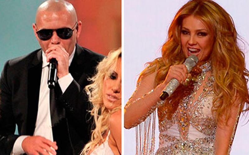 Photo of Thalía presentará los Premios Lo Nuestro junto a Pitbull y Alejandra Espinoza